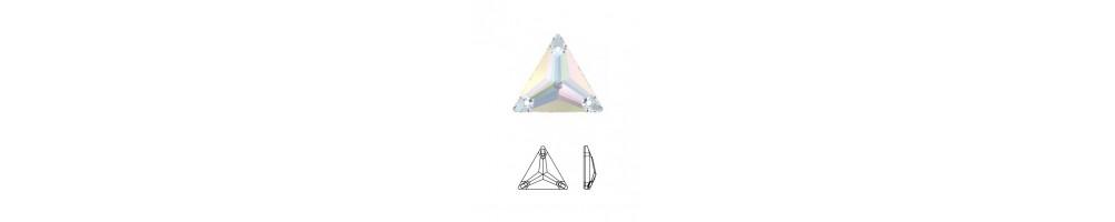 Triangolo (pietre in cristallo)