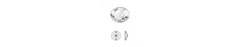 round (crystal stones)