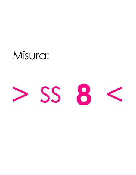 Misura: ss8 (2,4 mm)